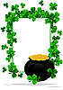 St Patrick Day Greeting Card | Stock Vector Graphics