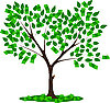 Vector clipart: Money Tree