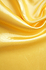 Smooth elegant golden silk | Stock Foto