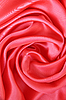 Smooth Red Silk as background | Stock Foto