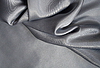 Smooth elegant grey silk as background | Stock Foto