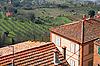Photo 300 DPI: Italy. Tuscany region. Montepulciano town