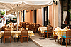 Open-air cafe  | Stock Foto