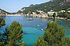 Greece. Corfu, Palaiokastritsa bay  | Stock Foto