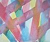 ID 3139179 | Aquarell Hintergrund mit bunten Schichten auf Papier | Foto mit hoher Auflösung | CLIPARTO
