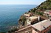 Italy. Cinque Terre. Riomaggiore | Stock Foto