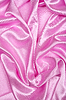 Smooth elegant pink silk as background | Stock Foto