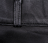 Black leather texture background   Stock Foto