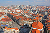 Portugal. Porto. Aerial view over the city | Stock Foto