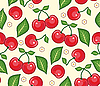 Photo 300 DPI: Cherry Seamless Background