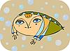 Vector clipart: Fish Bubble
