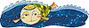 Vector clipart: Fish Sea Isplated