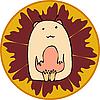 Vektor Cliparts: Little Animal