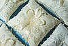 Wedding pillow | Stock Foto