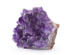 紫晶 | 免版税照片