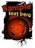 Halloween background | Stock Illustration