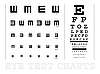 Vector clipart: eye test charts