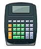 Векторный клипарт: Калькулятор