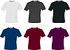 Vector clipart: T-shirt design templates