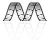 Vector clipart: film strip