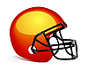 Vector clipart: Football Helmet
