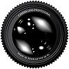 Векторный клипарт: Объектив камеры