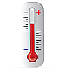 Vector clipart: Thermometer