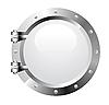 Vector clipart: Porthole