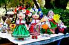 Photo 300 DPI: Ukrainian Cossack toy dolls