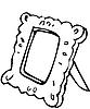 Vector clipart: Mirror