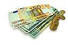 ID 3054221 | Доллары и евро | Фото большого размера | CLIPARTO
