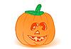Halloween pumpkin | Stock Illustration