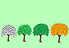 Trees | Stock Illustration