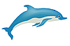 Dolphin | Stock Vector Graphics