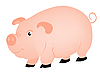 Pig | Stock Vector Graphics