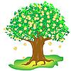 Векторный клипарт: Денежное дерево