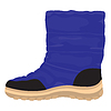 Vector clipart: Winter boots