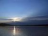 Sunset. Tambukan See. Sommer | Stock Foto