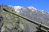ID 3304679 | Wetter Pistole zwischen Bergen von Nordossetien | Foto mit hoher Auflösung | CLIPARTO