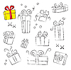 Gifts | Stock Vector Graphics