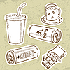 Vector clipart: Energy Drinks