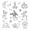 Vector clipart: Christmas Clipart Set