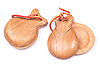 ID 3060677   Castanets isolated on white   High resolution stock photo   CLIPARTO