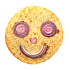 ID 3071739 | Smile face with red onion | High resolution stock photo | CLIPARTO