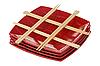 Chopsticks and plates | Stock Foto