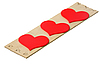 Red hearts | Stock Foto