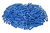 Blue plastic dowels | Stock Foto