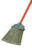 New broom | Stock Foto