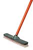 New broom   Stock Foto