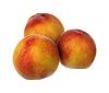 Three peaches | Stock Foto